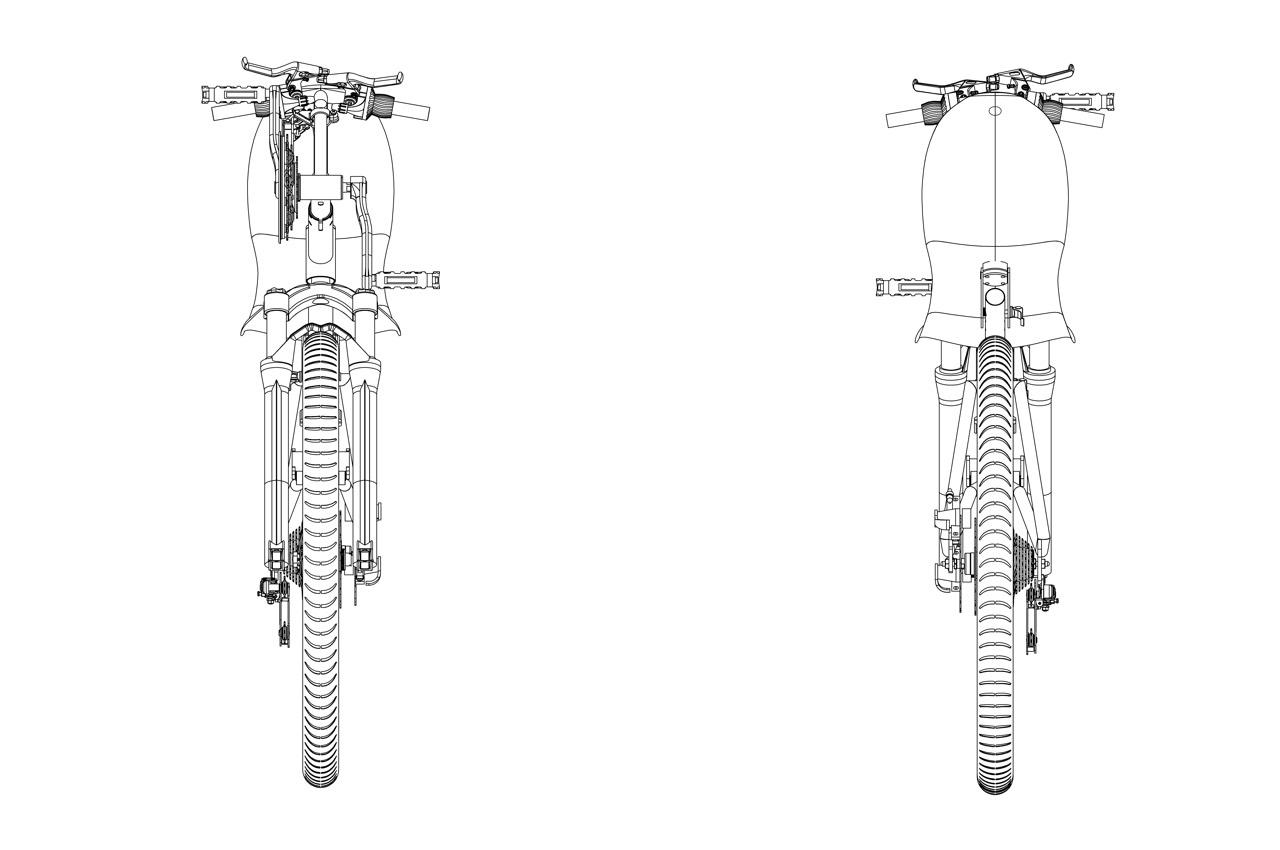 2-х колесный велосипед EXTRIM 2