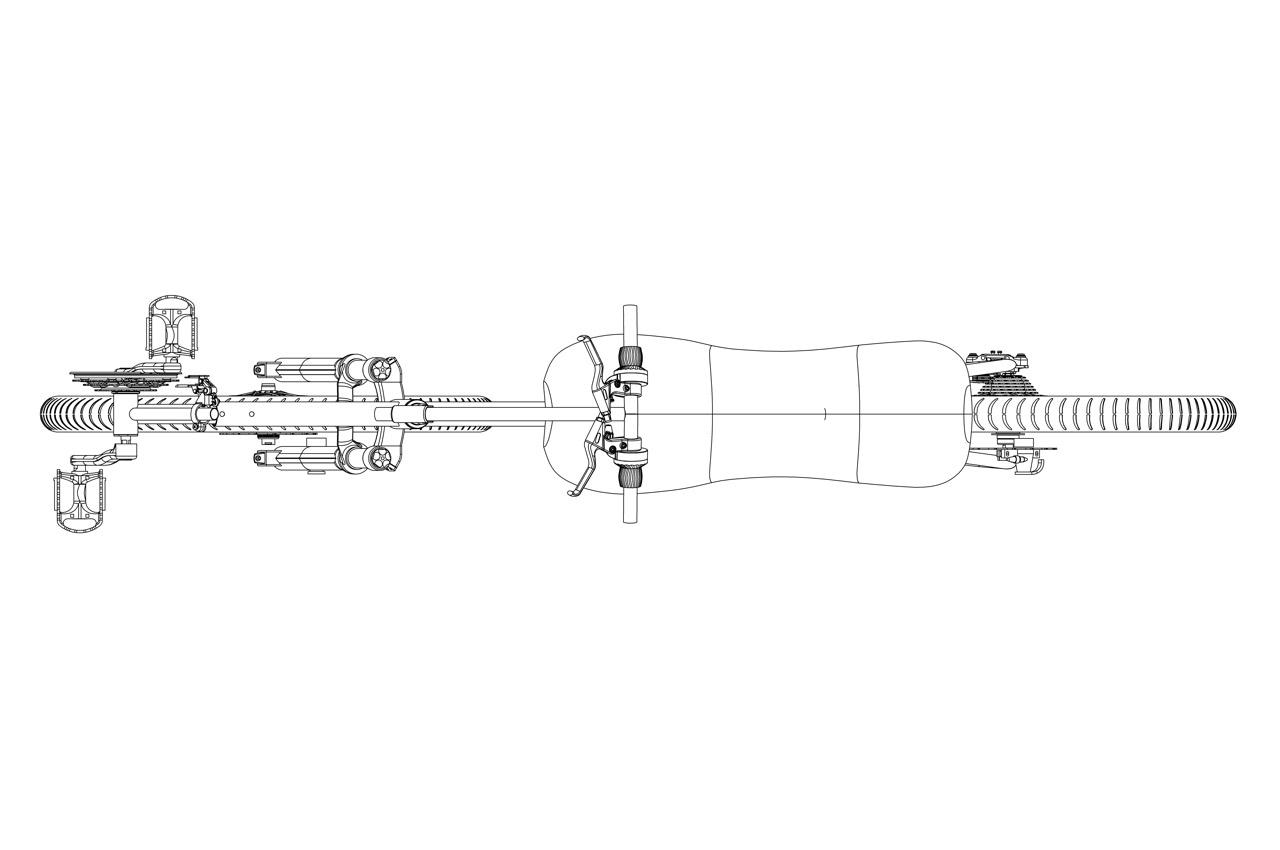 2-х колесный велосипед EXTRIM | Specbike Technics