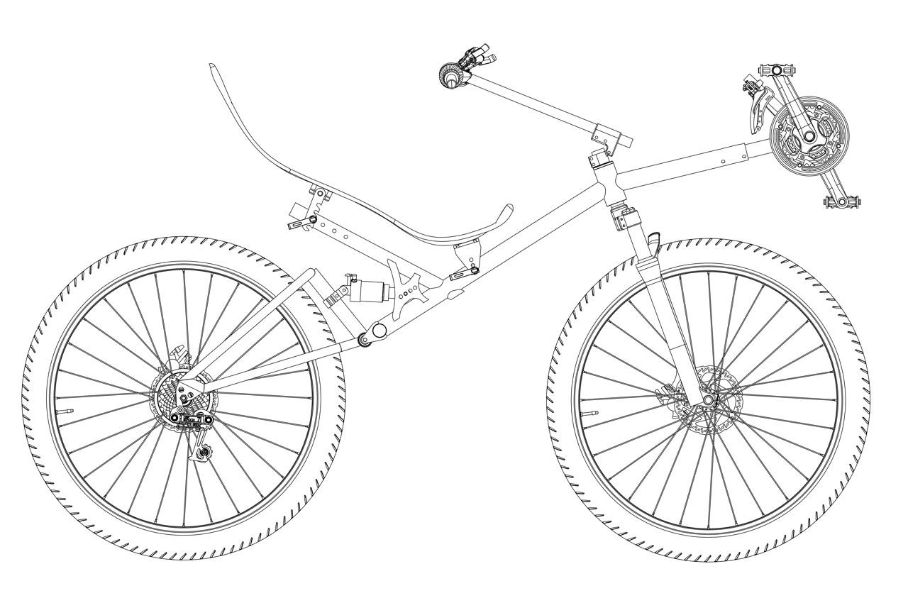 2-х колесный велосипед EXTRIM 4