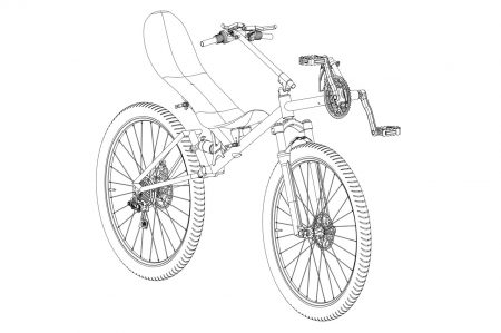 2-х колесный велосипед EXTRIM 5