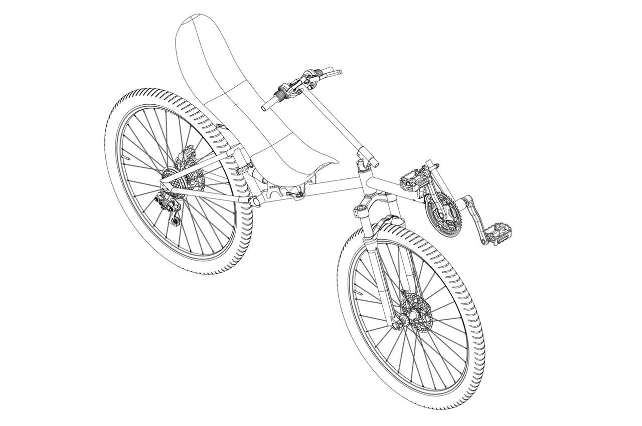 2-х колесный велосипед EXTRIM 6