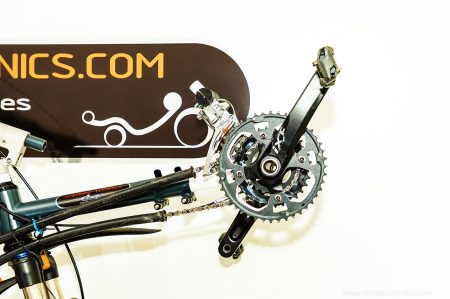 recumbent bike crank arm
