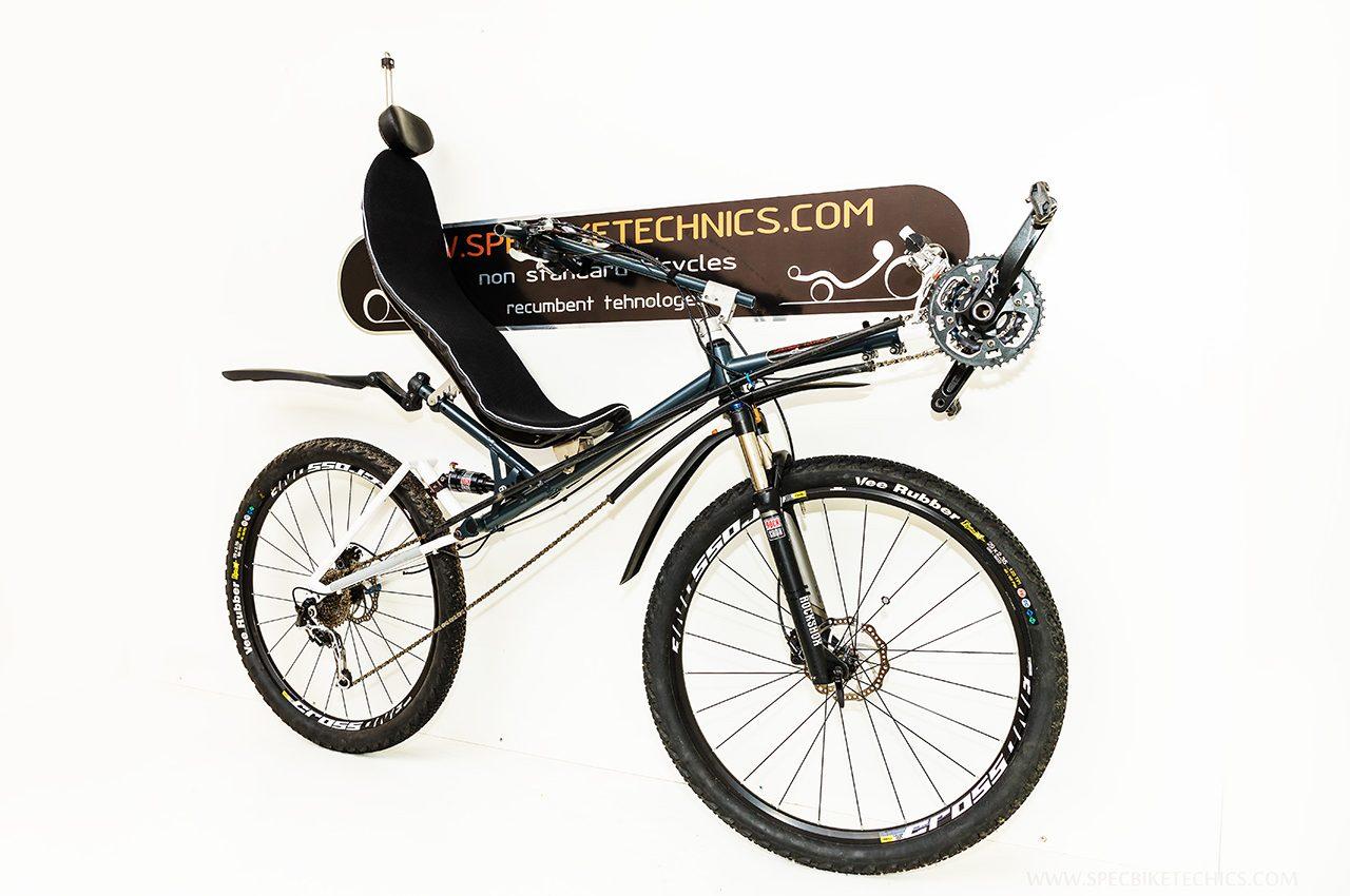 2x29 recumbent bike