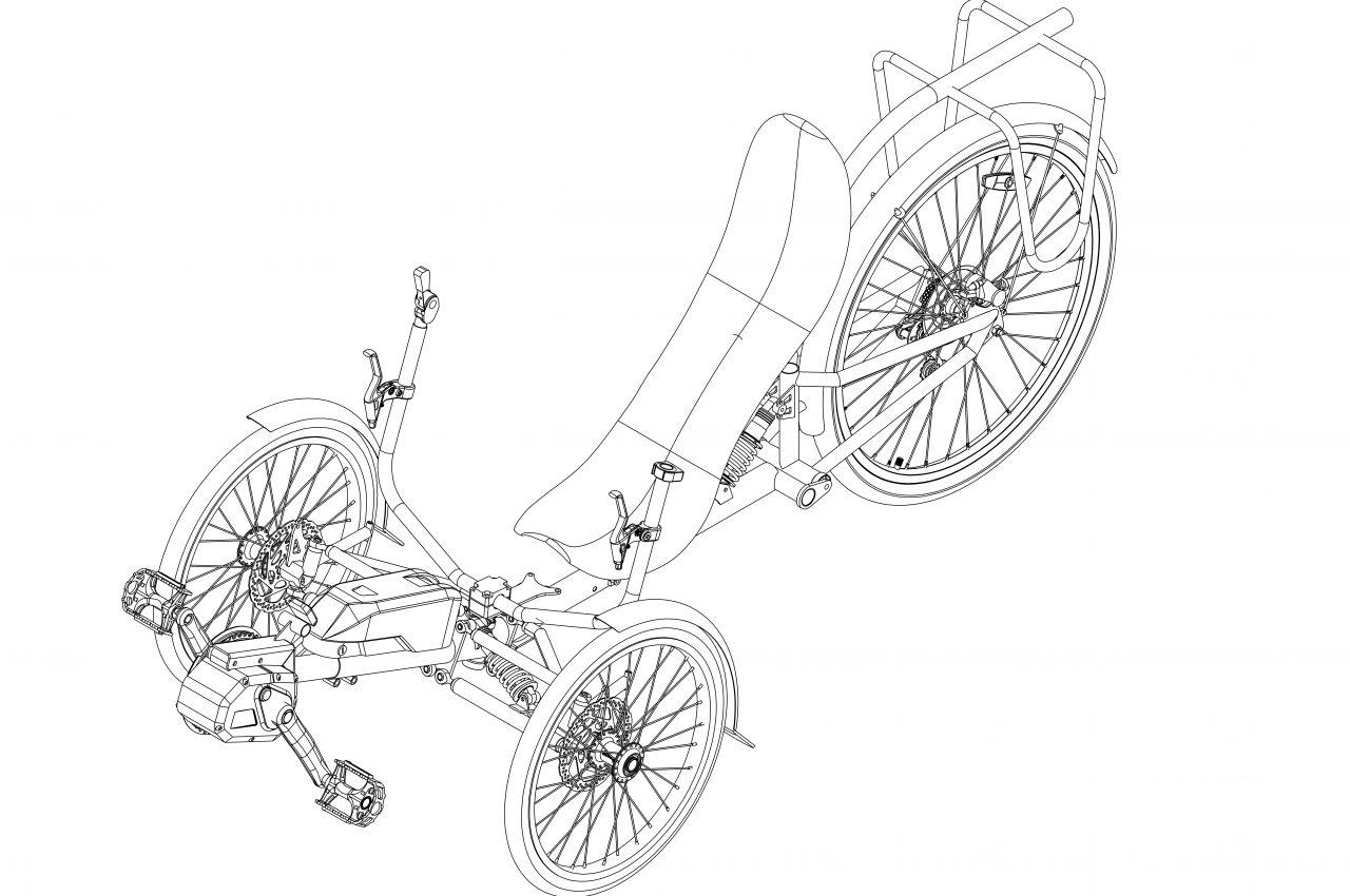E bike 006
