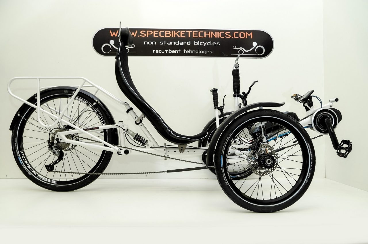 Electric recumbent